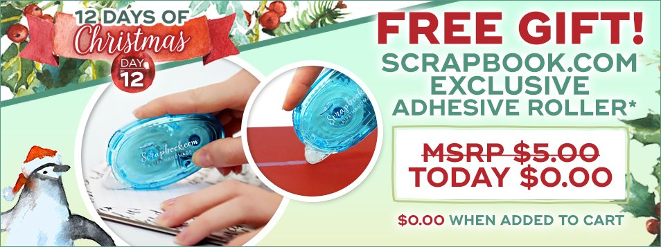 free adhesive roller