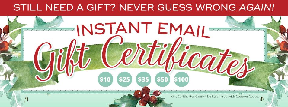 Scrapbook.com Gift Certificates-2017