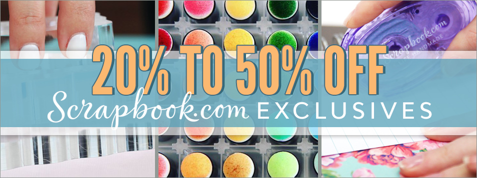exclusives 20-50% off