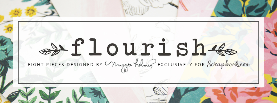 Maggie Holmes Flourish - Exclusive Collection