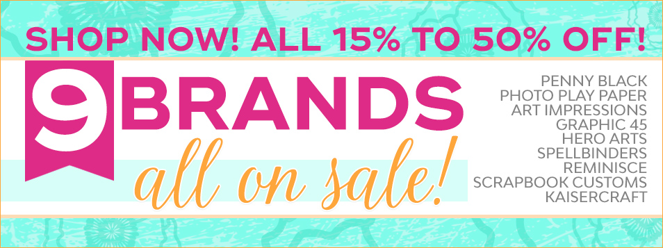 9 brands on sale