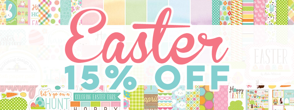 Easter Theme 15% off 2018
