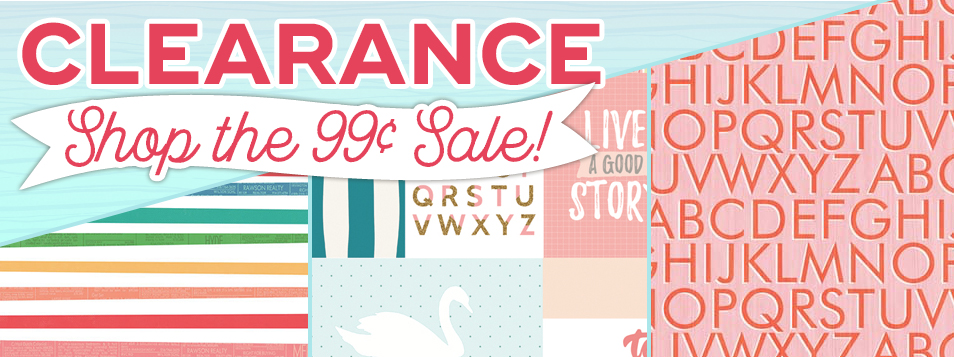 Clearance 99 cent sale