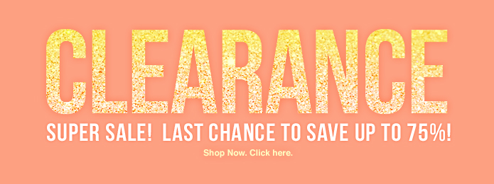 Every 4th Clearance Item is FREE for a Limited Time