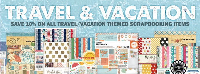 Vacation and Travel Theme 10off