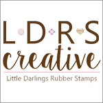 Little Darling Rubber Stamps