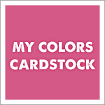 My Colors Cardstock