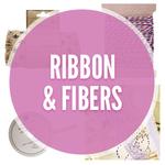 Ribbon and Fibers