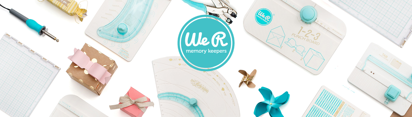 """12 x 12/"""" We R Memory Keepers 12 Sheet Fuseables Patterned Paper Pack"""